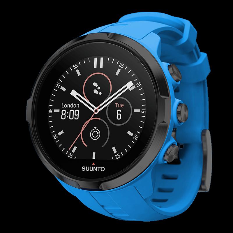 הכירו את הפרטים על שעון SUUNTO SPARTAN SPORT WRIST HR