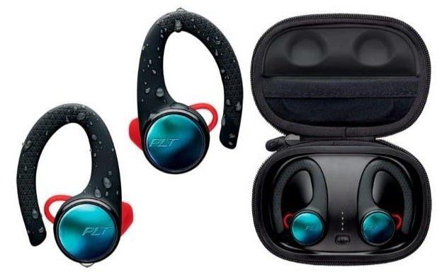 הכירו את האוזניות האלחוטיות Plantronics BackBeat FIT 3100