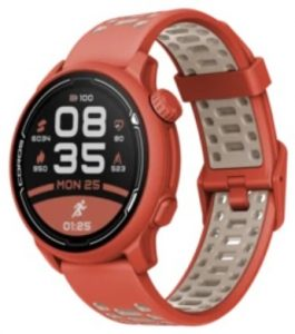 Coros Pace2 - TRACK RED