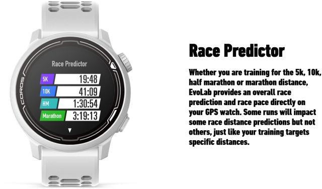 race predictor